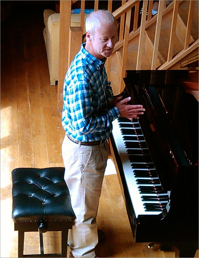 Welcome to the official website of composer Lionel Sainsbury - News